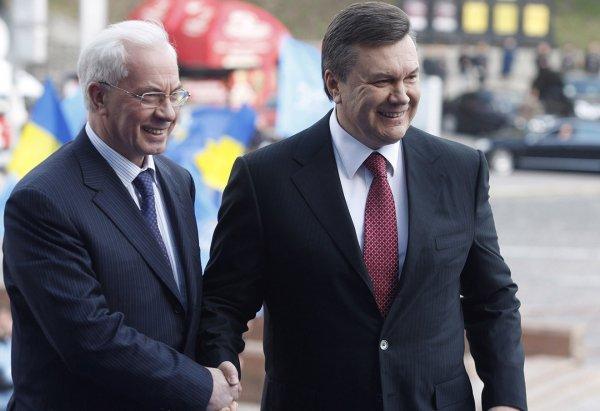 Роскошное место: Два бывших премьер-министра Украины живут рядом со Стасом Михайловым