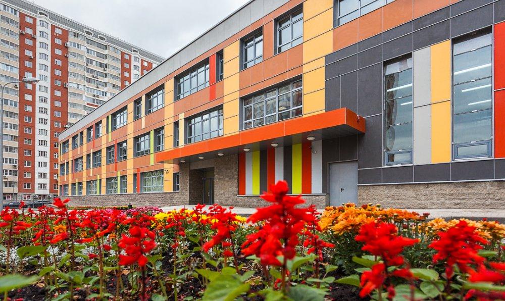 Где в Москве откроются 1-го сентября новые детсады и школы