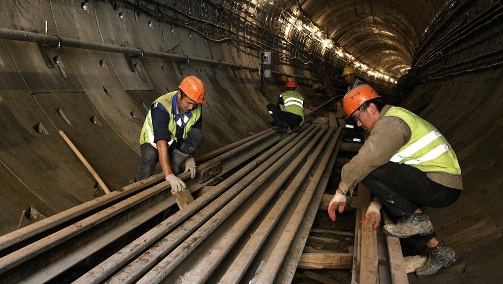 Что происходит на стройке участка метро от «Саларьево» до «Столбово»