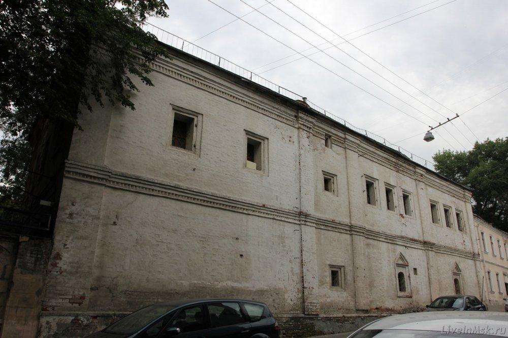 Палату гетмана Мазепы XVII века отреставрируют по проекту евангелистов