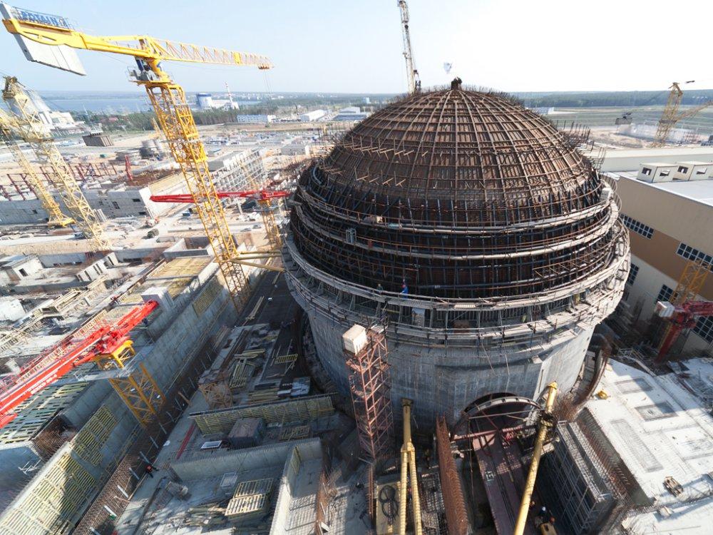 Холодно-горячая обкатка оборудования стартовала на Нововоронежской АЭС-2