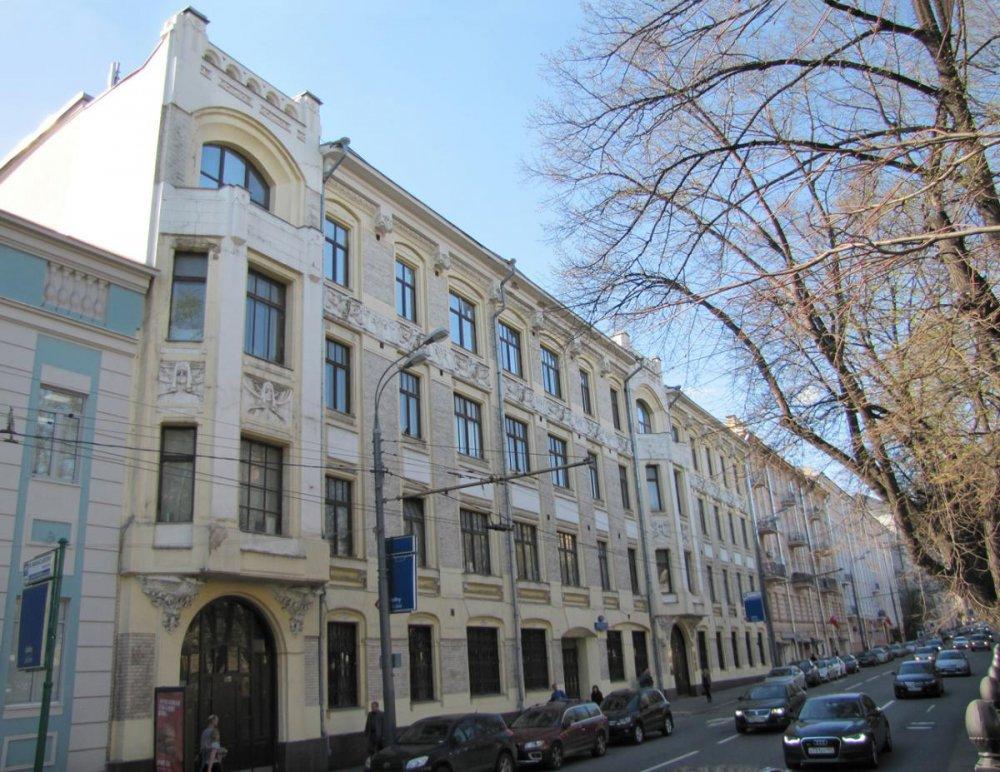 Здание 1902 года в стиле московского модерна признано памятником