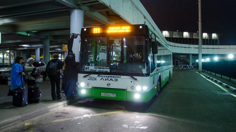 Еще один ночной автобусный маршрут — теперь до «Внуково»