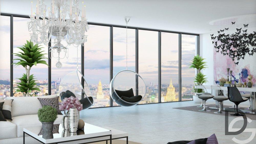 Резко выросли продажи апартаментов «Москва-Сити». На что спрос?