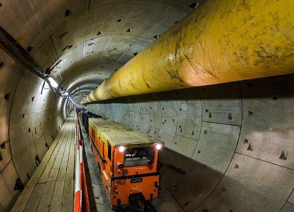 Как идет строительство участка линии метро «Саларьево»-«Столбово»