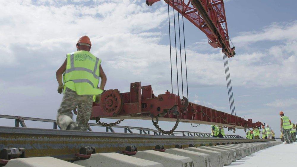 Крымский мост выдержит землетрясение, которое бывает раз в 5,000 лет