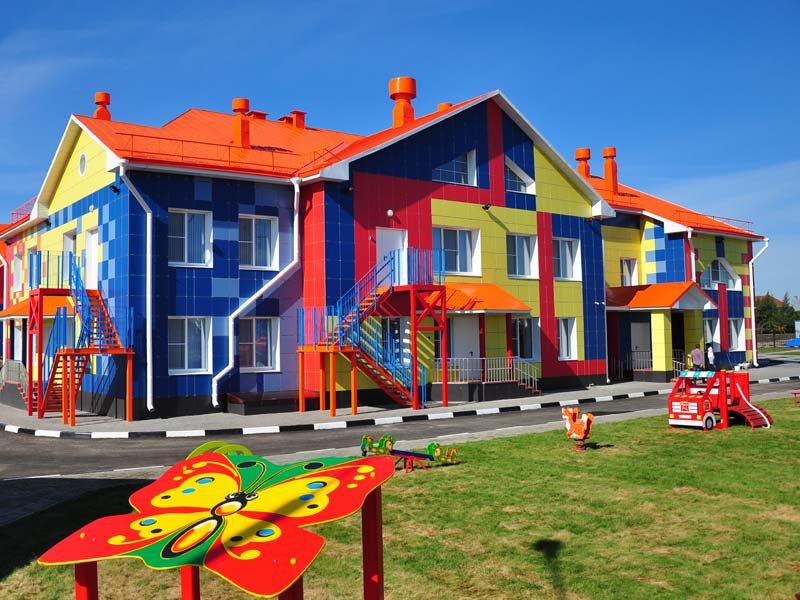 Детский сад в Мякинино сдадут в рекордный срок