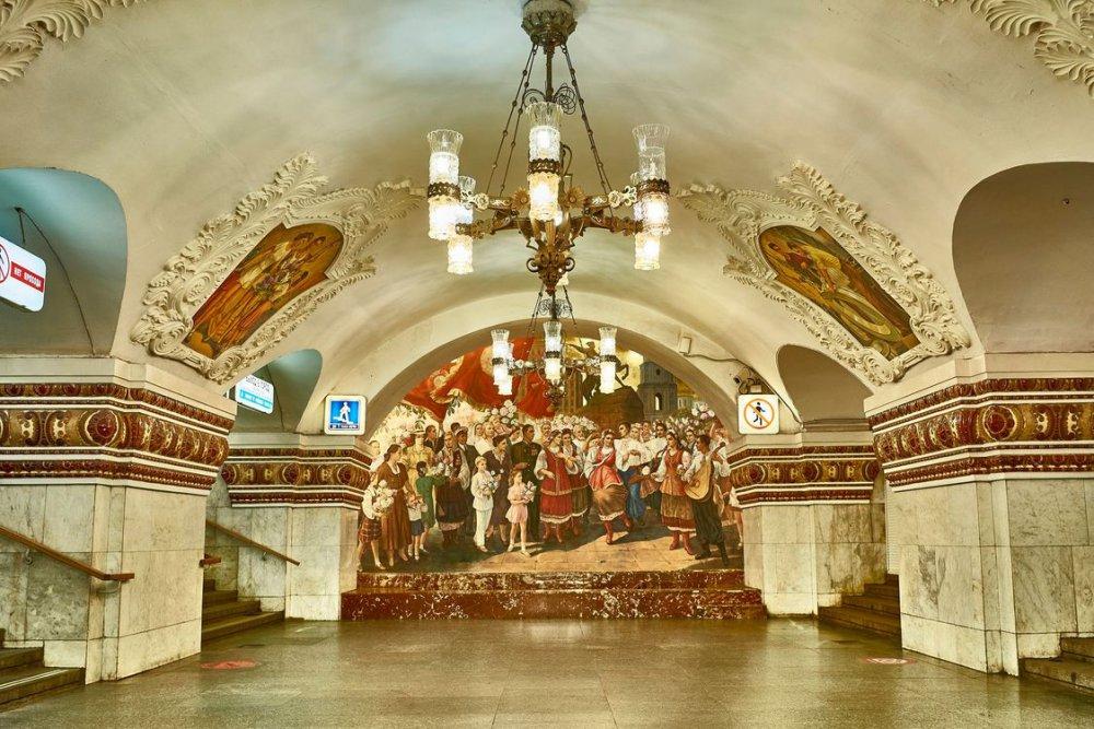 Участок  между станциями «Киевская» и «Кунцевская» будут ремонтировать 18-19 августа