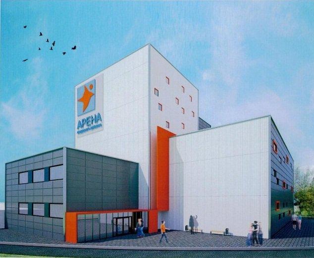 Спортивный центр экстрима в Люблино сдадут уже в этом году
