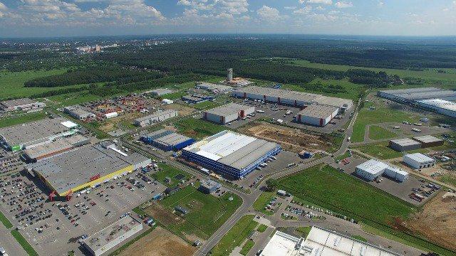 Новый автомобильный завод построен в России