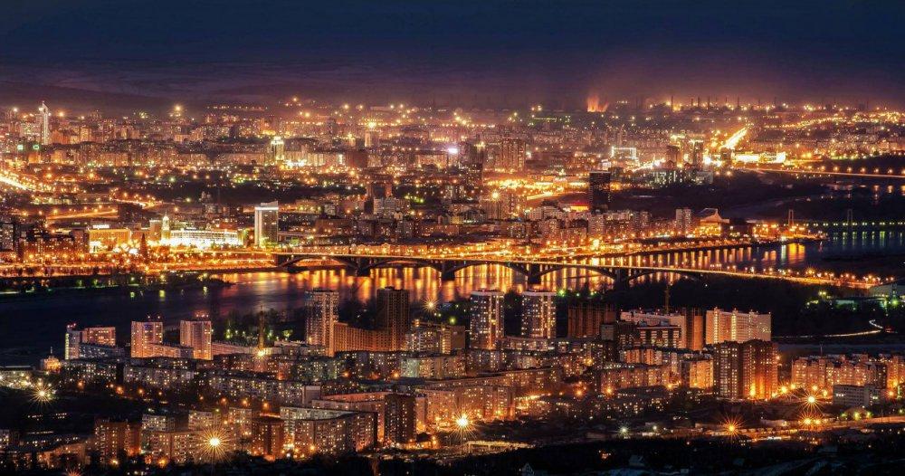Вокруг Красноярска создадут
