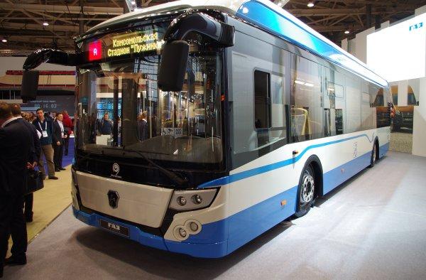 В День Знаний на улицах Москвы появятся первые электробусы