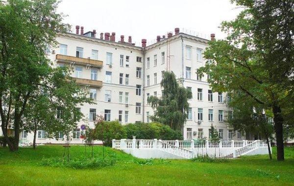 В Перово реконструируют Клинический научно-практический центр