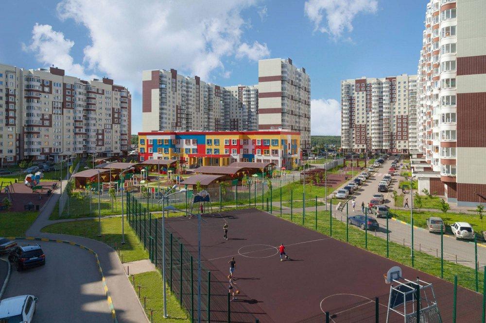 В Новой Москве построят 90 школ и детских садов за пять лет
