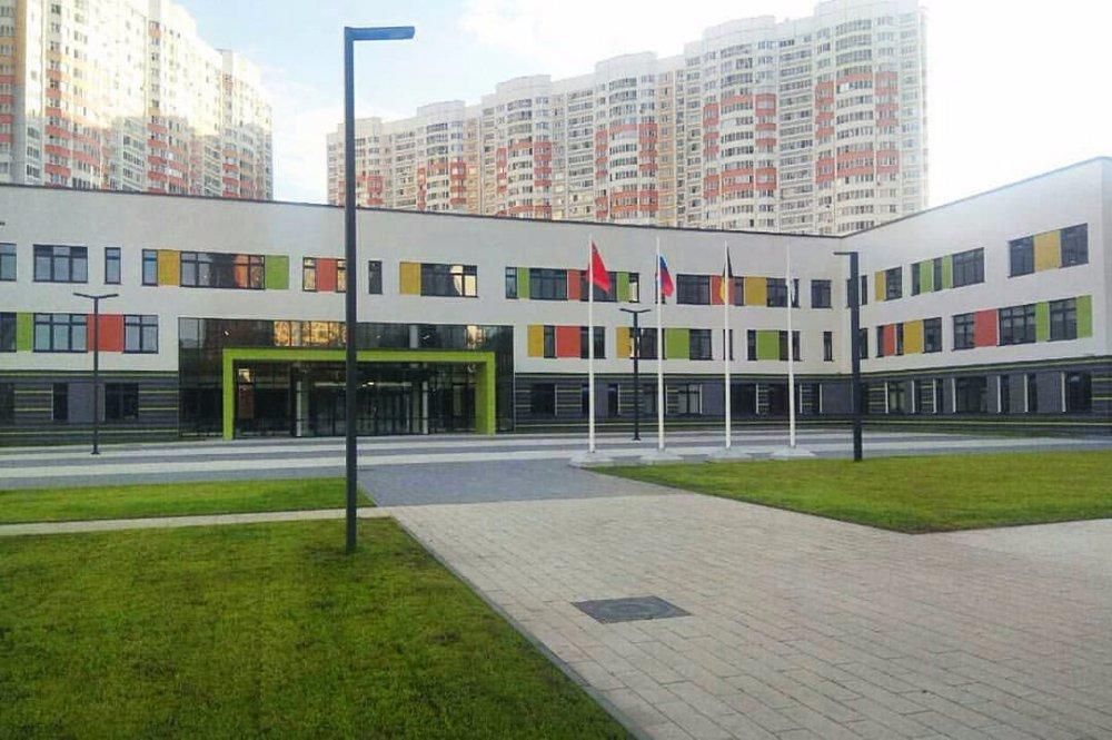 В Химках ввели  в строй школу на 1100 мест