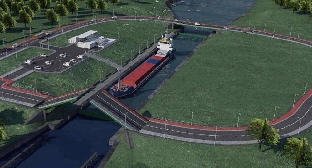 В ноябре Польша начнет перекапывать Балтийскую косу для строительства канала
