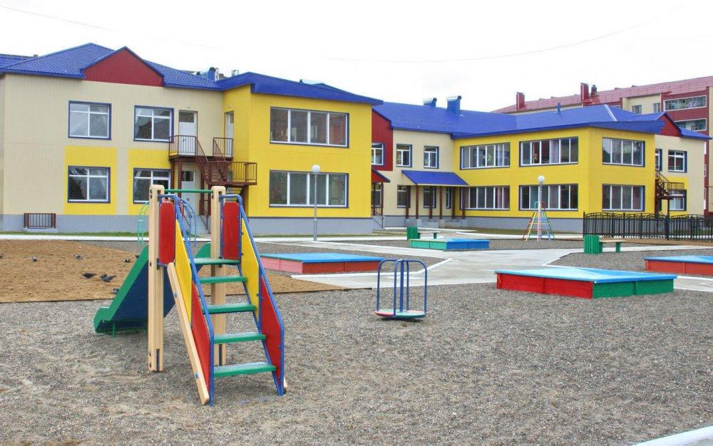 Крыму выделят 900 млн на строительство новых детских садов