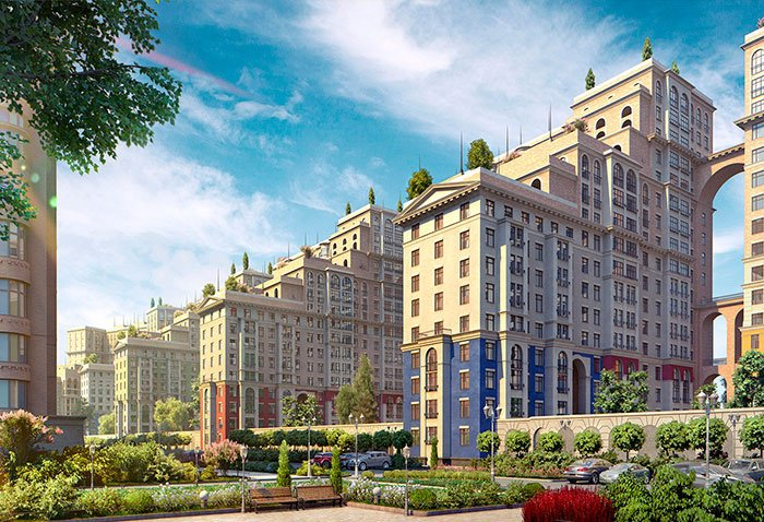 Объекты обанкротившейся Urban Group достроят за 59 млрд руб.