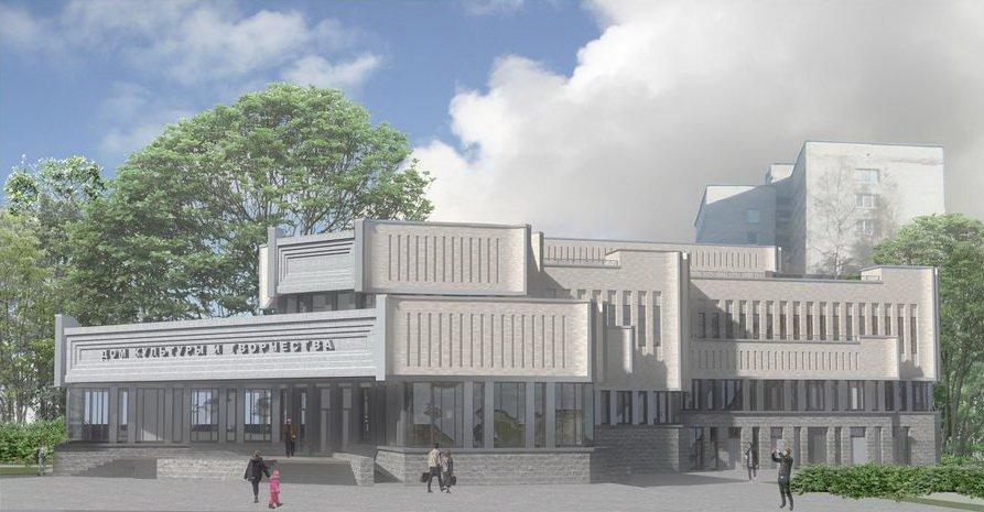 Новый дом культуры появится в Реутове
