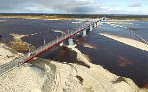 Мост через Обь на Ямале начнут возводить этой зимой