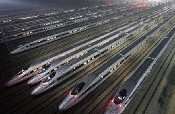 Китай хочет построить скоростную магистраль до Владивостока
