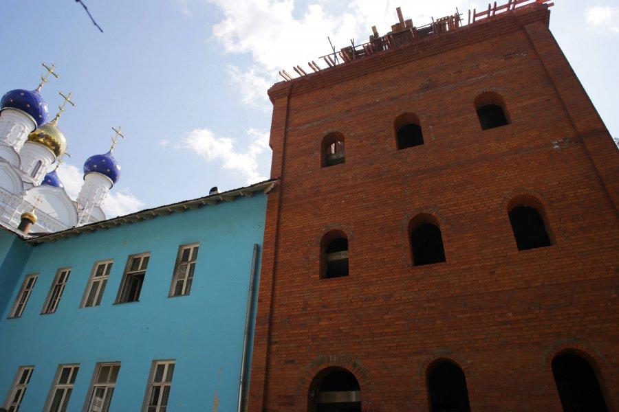 В Восточном округе Москвы возводят сразу четыре православных храма