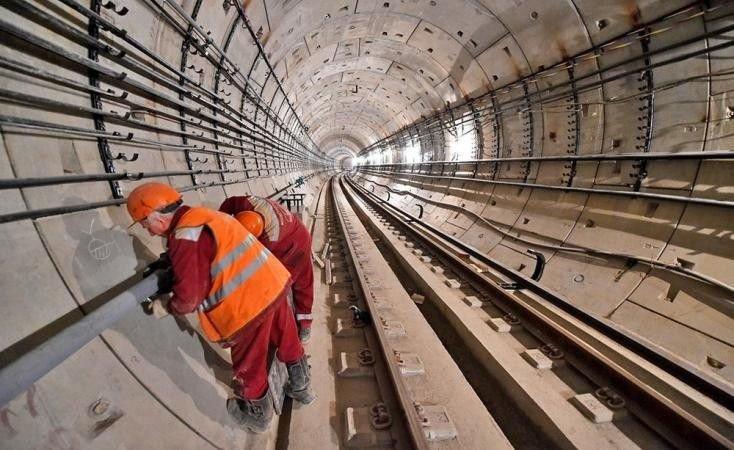 Движение на участке метро «Шелепиха» – «Раменки» прекратится на день