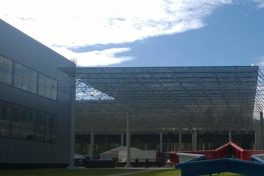 В Павловском Посаде возведут производственно-складской комплекс
