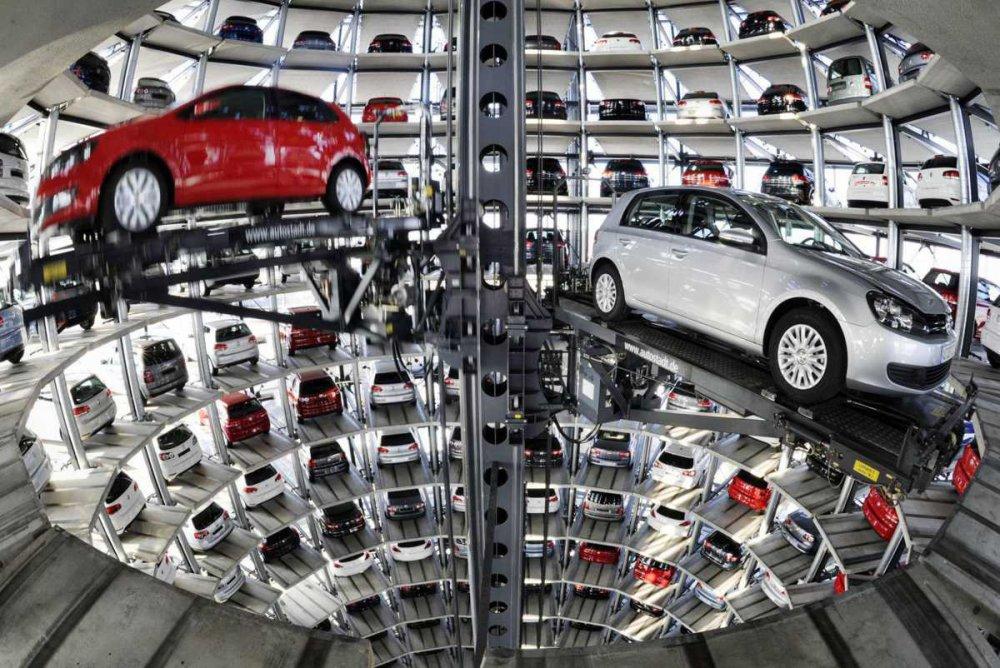ГОСТ для автоматизированных парковок может появиться в России.