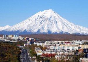 Строительная отрасль Камчатки планирует использовать вулканический материал для изготовления облицовки и тротуарной плитки