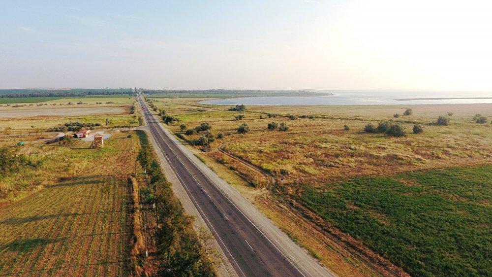 Реконструкция дороги Новороссийск-Керчь одобрена Главгосэкспертизой