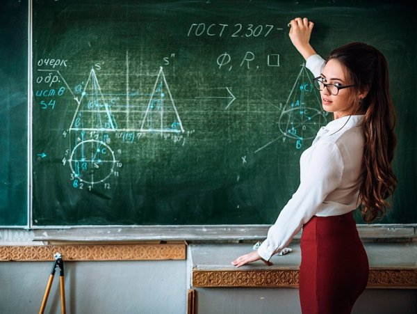 Секс-учительница: Американка после работы снималась в порно