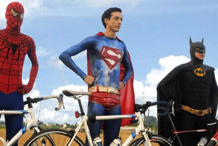 Велосипедисты в костюмах мультперсонажей проедут по Москве 16 сентября