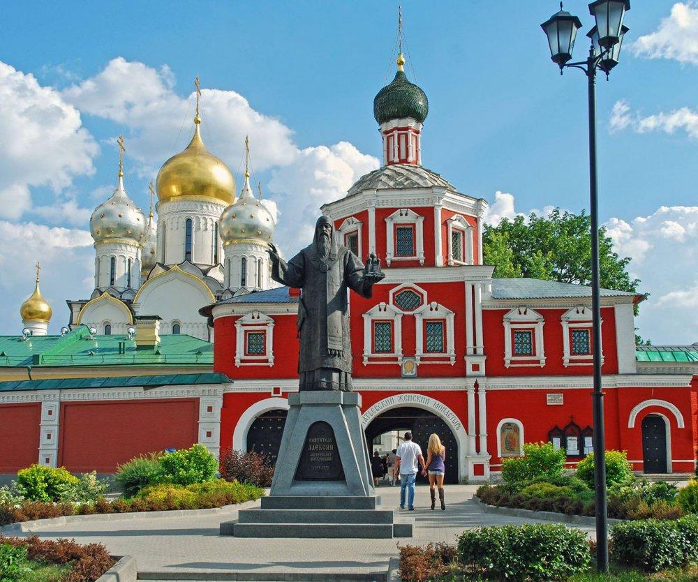 Отреставрированы церковь и келии древнейшего монастыря Москвы