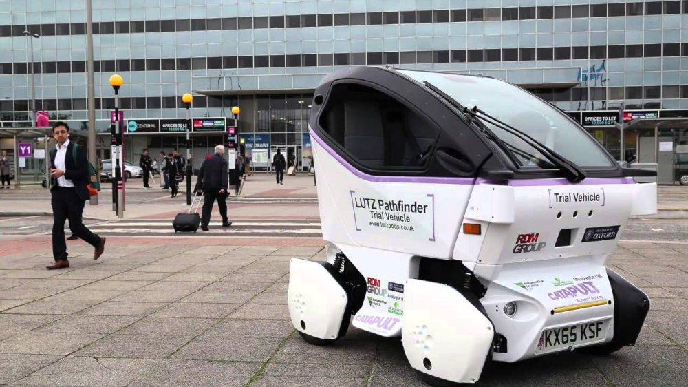 В Токио тестируют беспилотные такси — уже на пассажирах