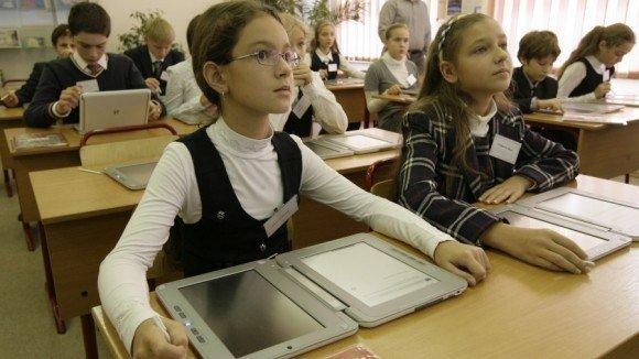 Путину показали уникальную школу в Новосибирской области