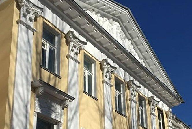 После трех лет реставрации открывается Дом Герцена на Тверском бульваре