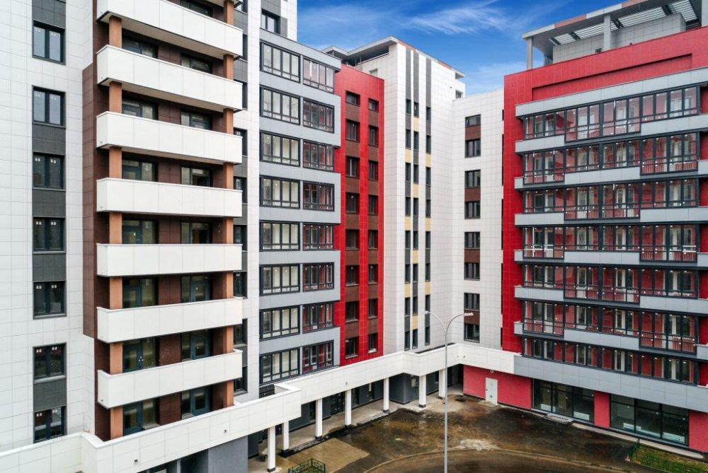 Что известно о строительстве дома по реновации на Нагорной улице