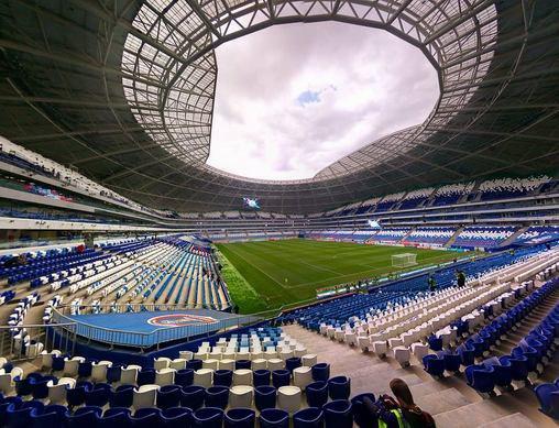 Стадион ЧМ-2018 в Самаре остался без света из-за невыплаченных долгов