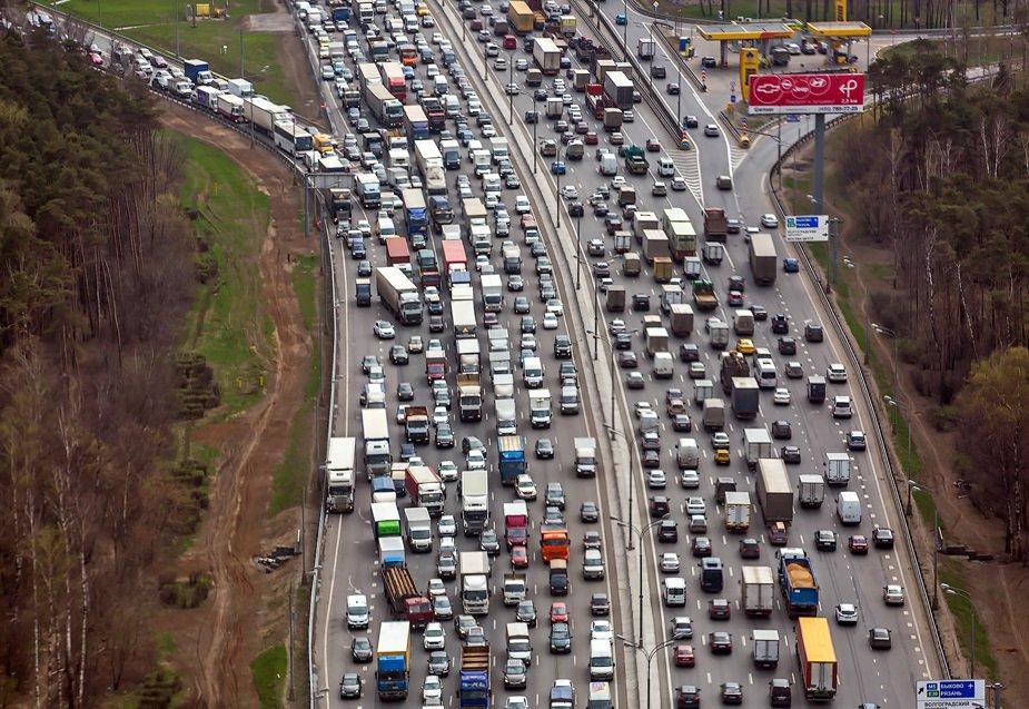 Новая трасса от Киевского до Калужского шоссе снизит загруженность МКАД