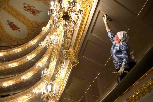 Стало известно о «колоссальной» сумме, выделенной на театры Москвы