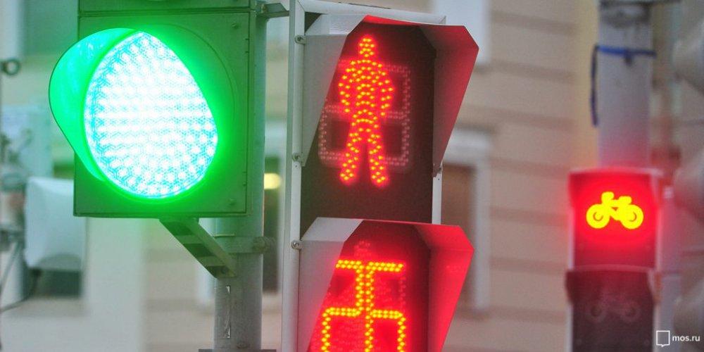 На местах аварий с пешеходами появятся 35 новых светофоров