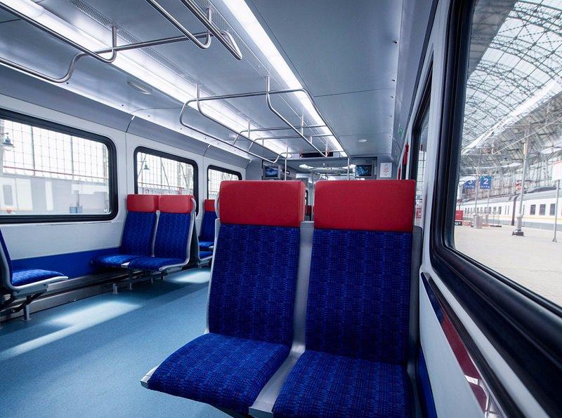 Поезда МЦД тестируют по спецграфику — без пассажиров