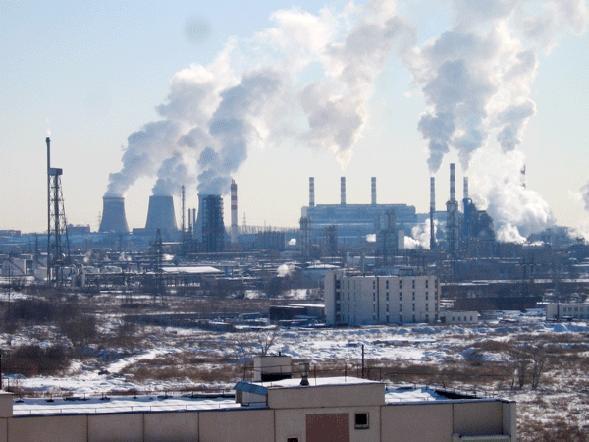 В следующем году завод в Капотне сократит вредные выбросы в 4 раза