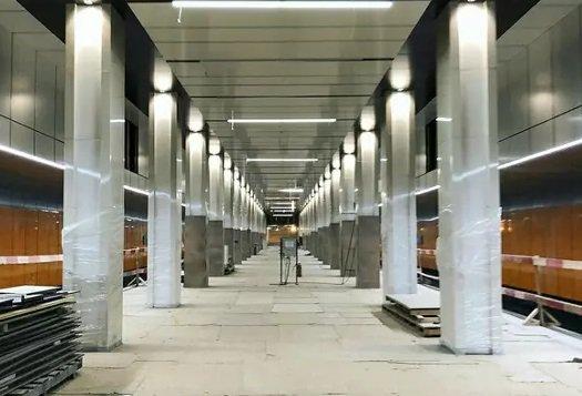 Что происходит на стройке Некрасовской линии метро