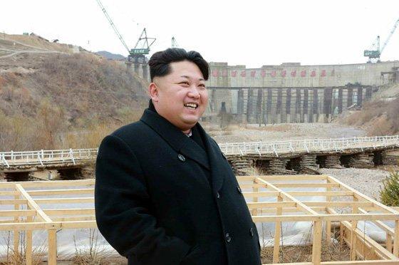 Российские строительные компании шлют подарки лидеру Северной Кореи