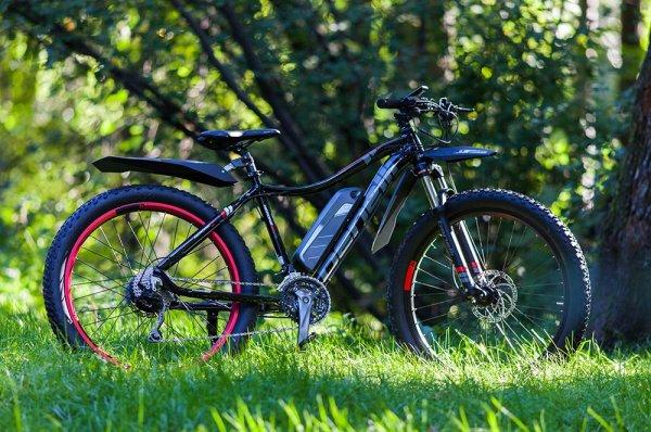 Велосипед, как способ передвижения