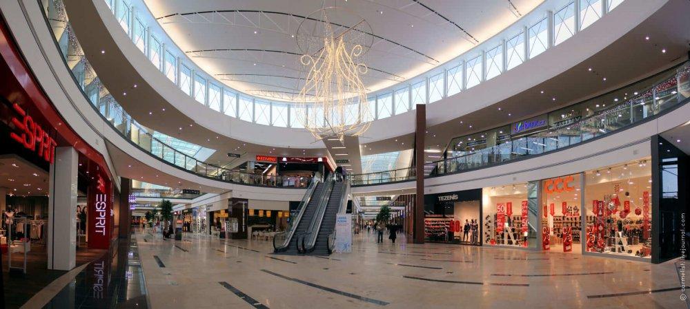 Крупный торговый центр построят на севере Москвы