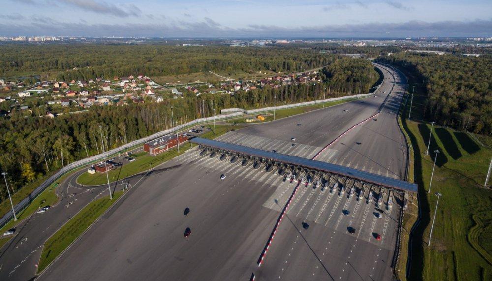 Что происходит на стройке скоростной трассы М-11 Москва-Петербург