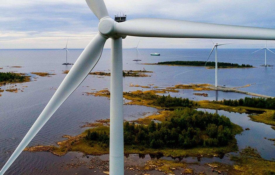 Сербская Fintel Energija займется созданием двух ветростанций в России